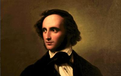 Mendelssohn: Pianotrio nr. 1 in d opus 49