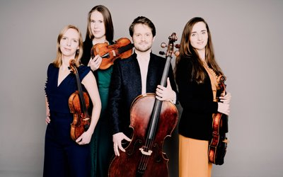 Dudok Quartet Amsterdam speelt Haydn