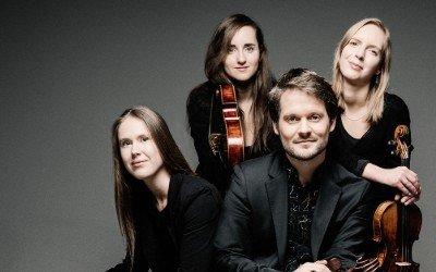Vier sterren voor Dudok Quartet Amsterdam