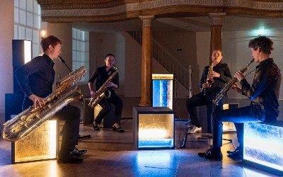 Bekijk de video van een concert in de Jisper Kerk
