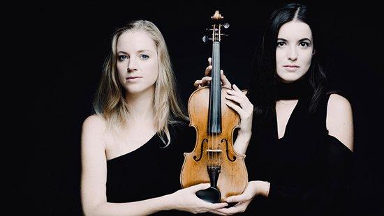 Merel Vercammen & Dina Ivanova