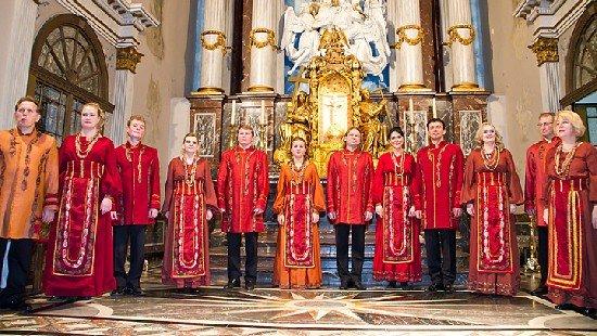 Koor Philharmonie St. Petersburg